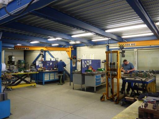 CDMO Saint-Quentin fabrication de moules