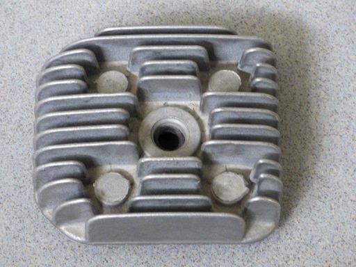 Culasse aluminium pour moteur 50cm3